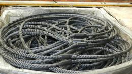 Eslingas en Cable